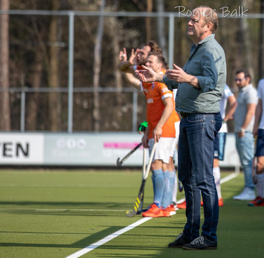 trainer Michel van den Heuvel