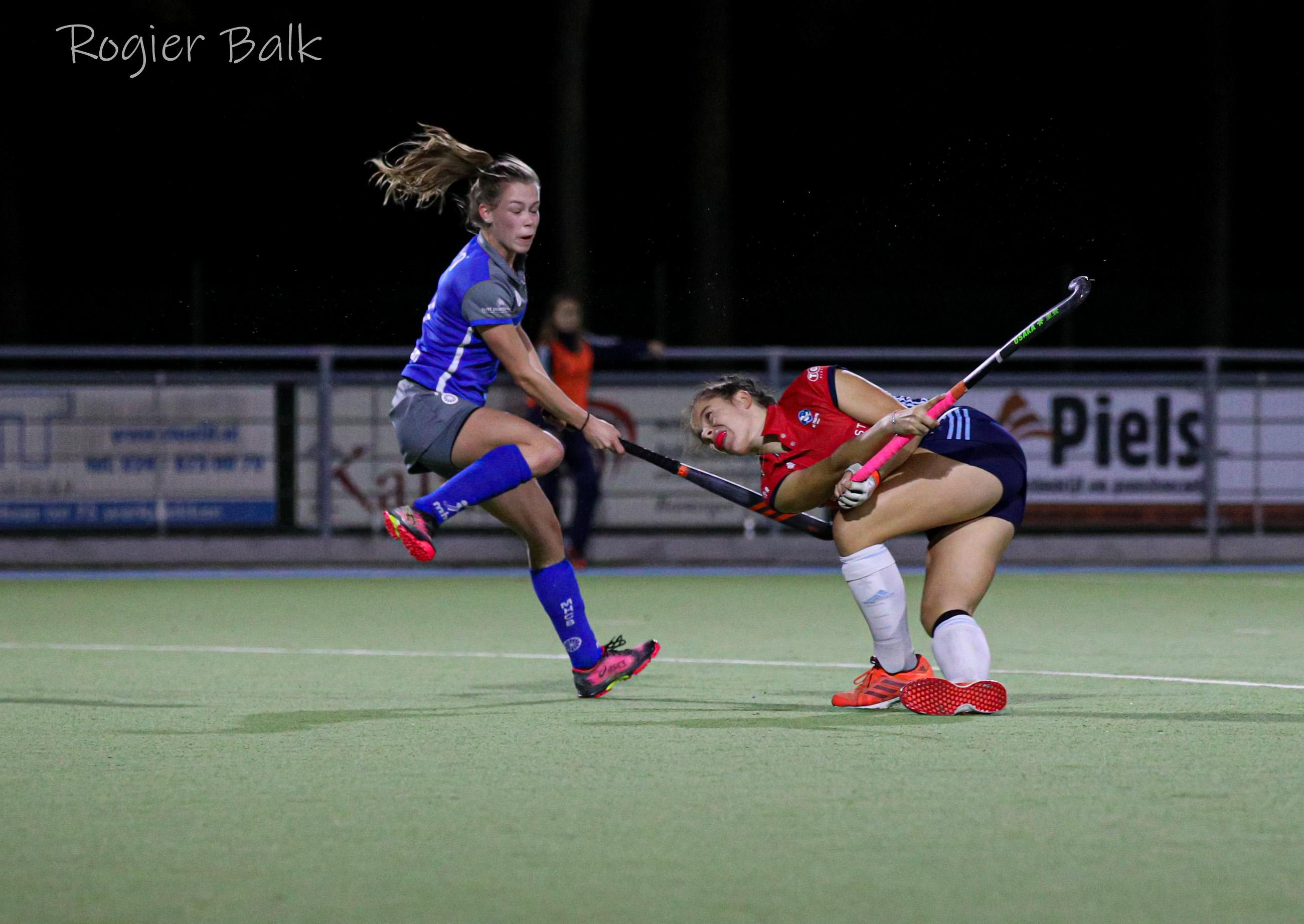 HC Tilburg, beuningen, dames1, gold cup, seiz19-20