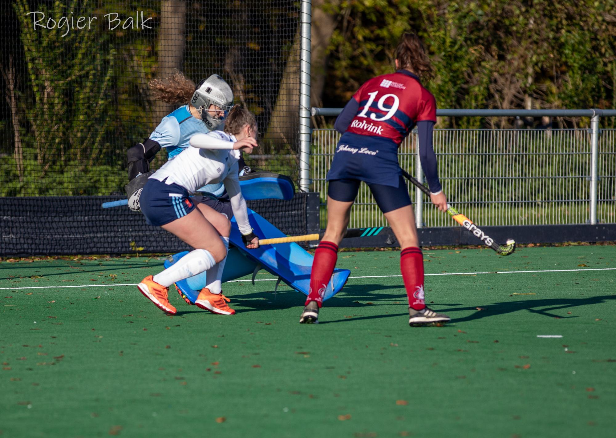 HC Tilburg, KZ, dames1, seiz19-20