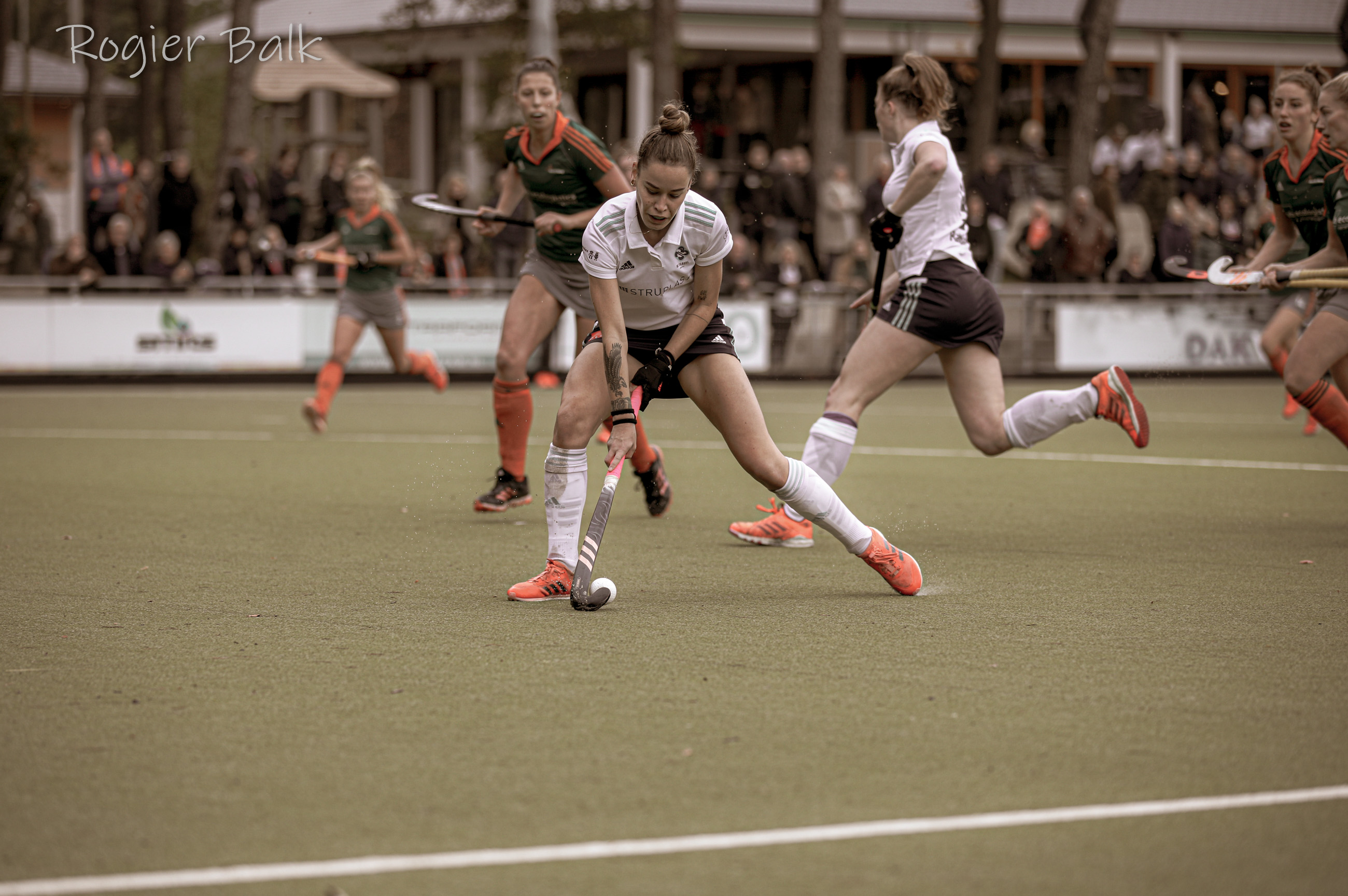 HC Tilburg, dames1, jeske v bavel, seiz19-20, weredi
