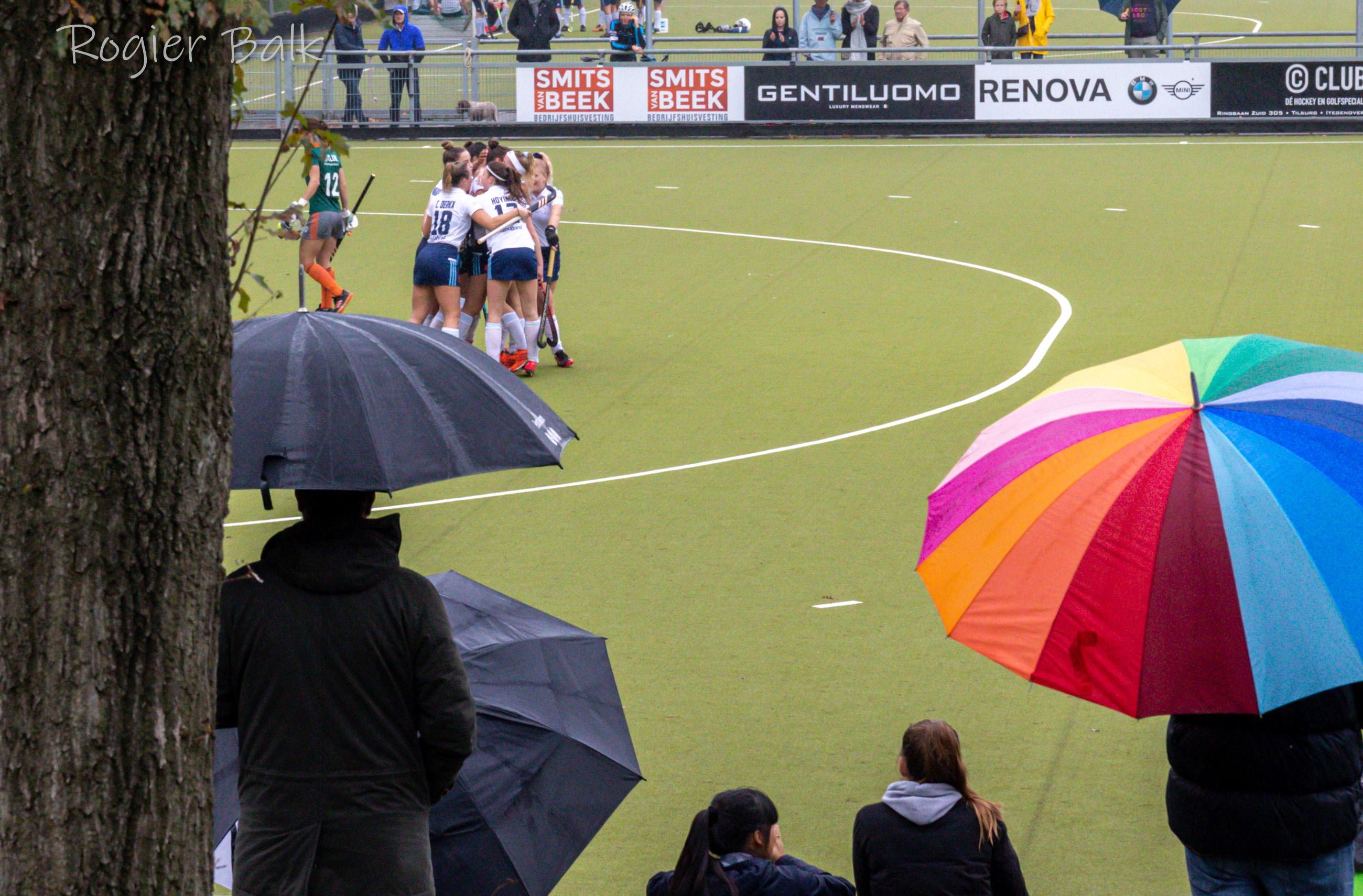 HC Tilburg, dames1, seiz19-20, weredi