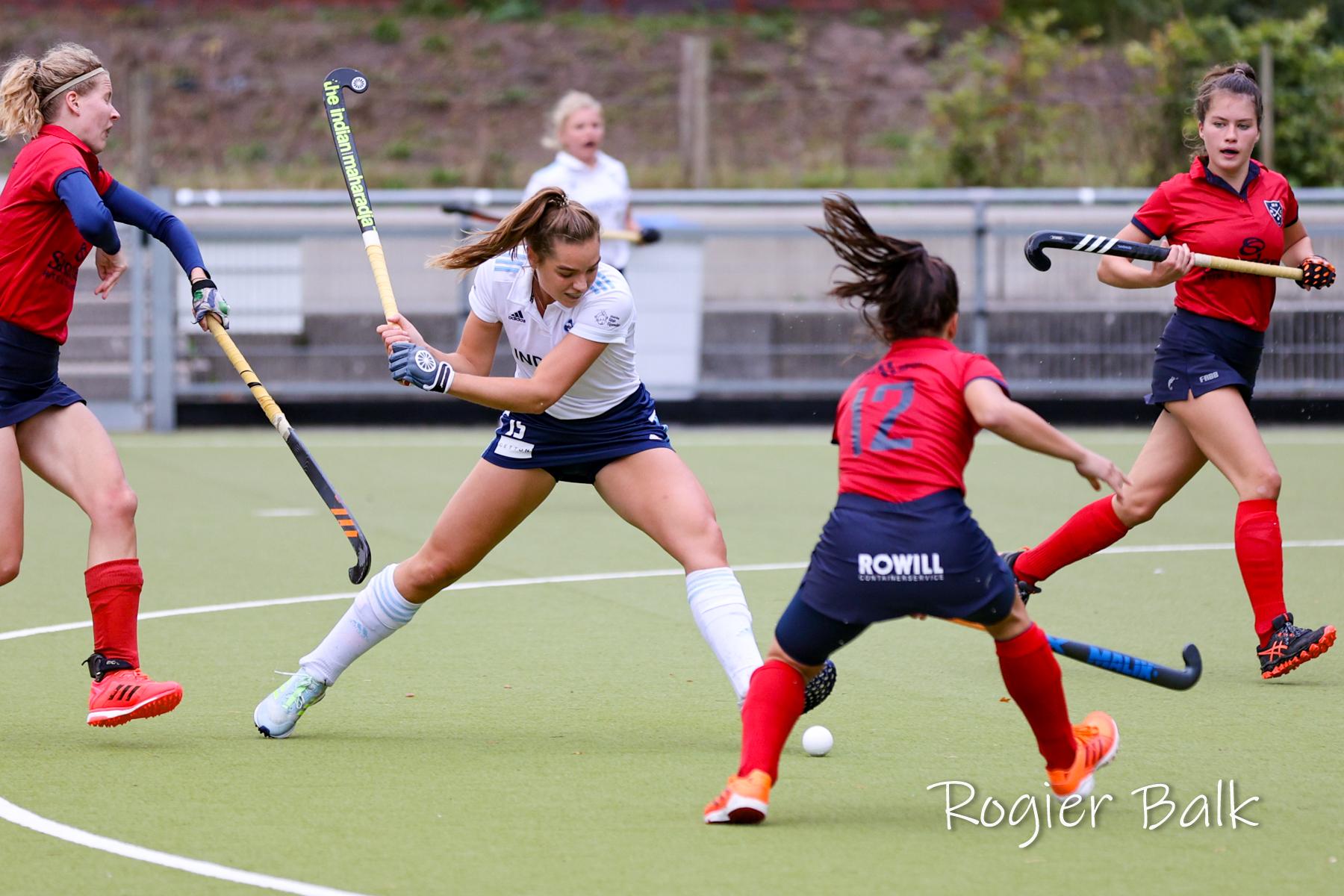 D1, HC Tilburg, seiz 20-21